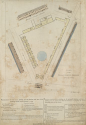 PLAN of the PHILANTHROPIC REFORM St. Georges Fields